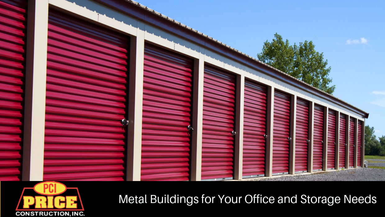 Metal Building For Your Office & Storage Needs