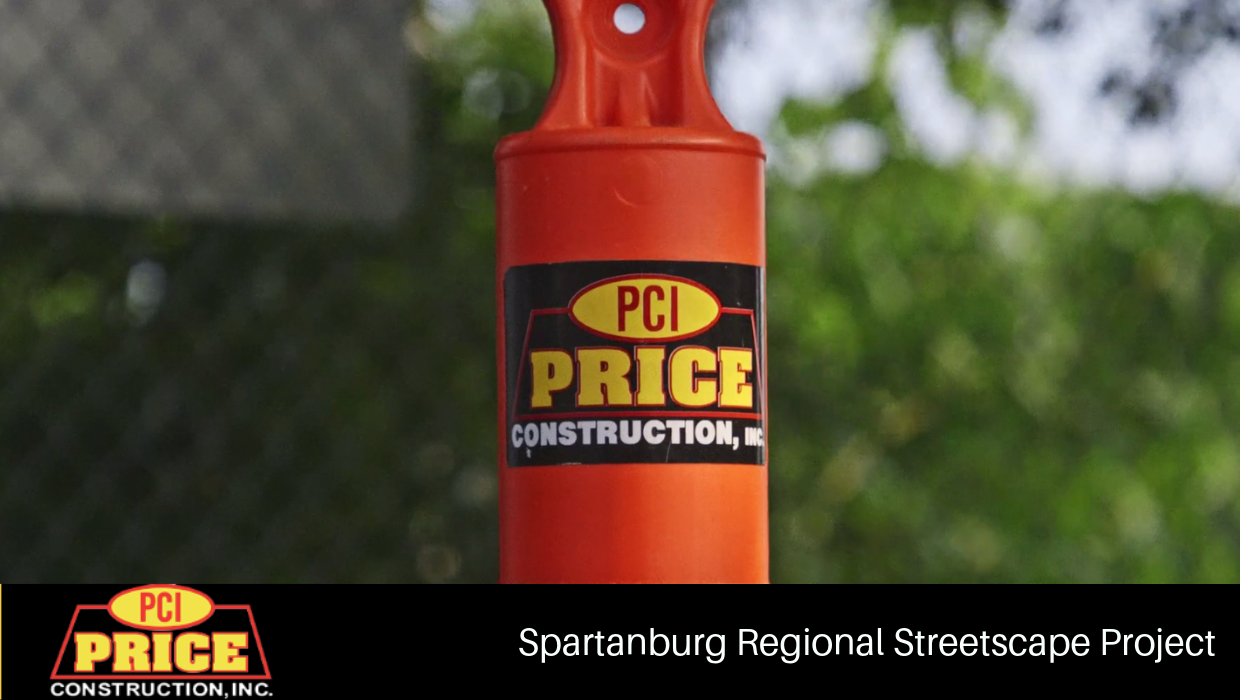 Spartanburg Regional Streetscape Project