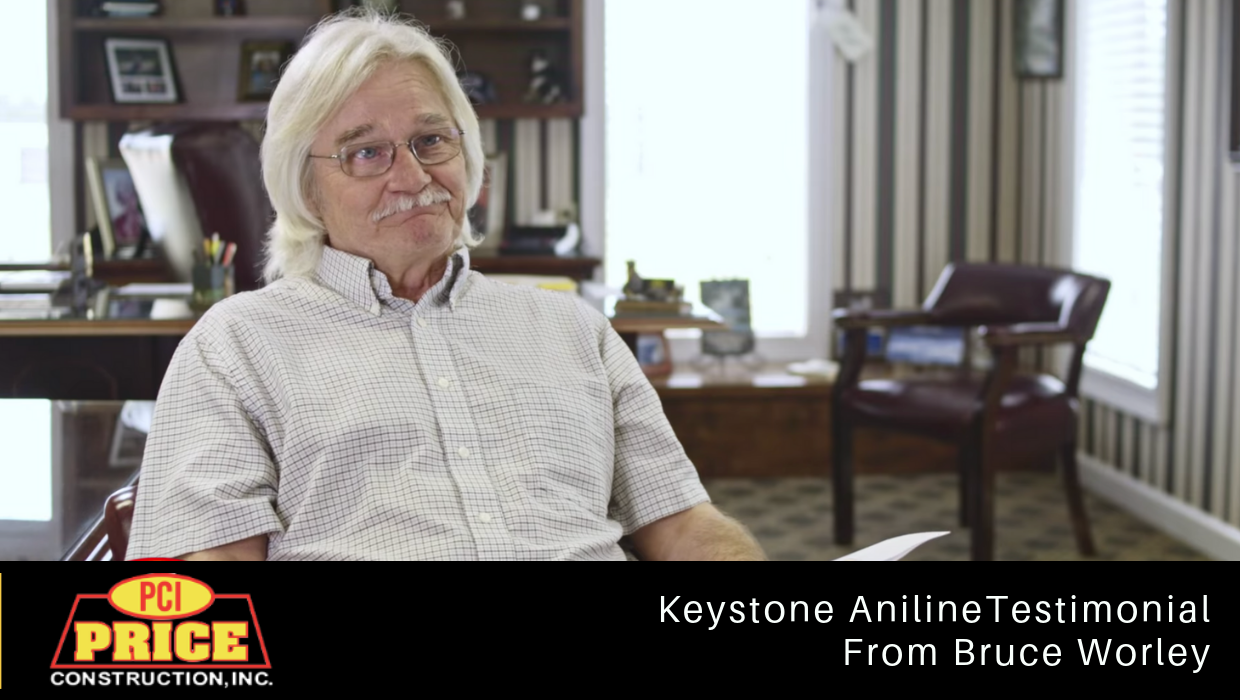 Keystone Testimonial from Bruce Worley