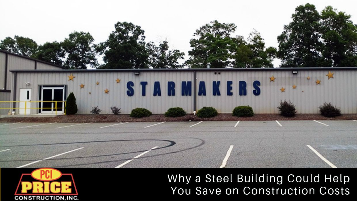 Why a Steel Building Could Help You Save on Construction Costs