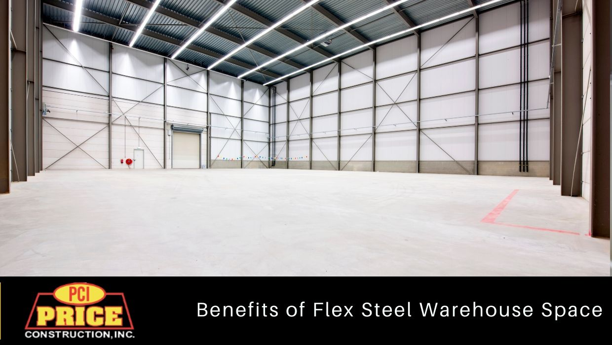 Benefits of Flex Steel Warehouse Space