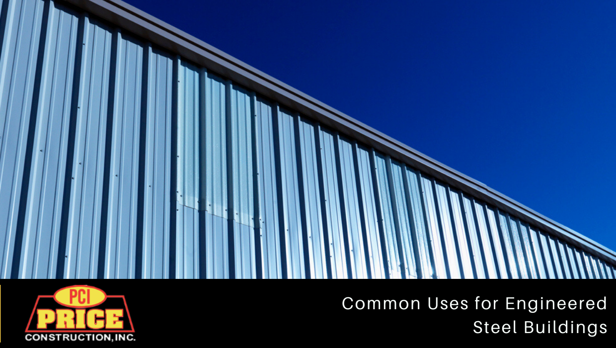 Common Uses for Engineered Steel Buildings