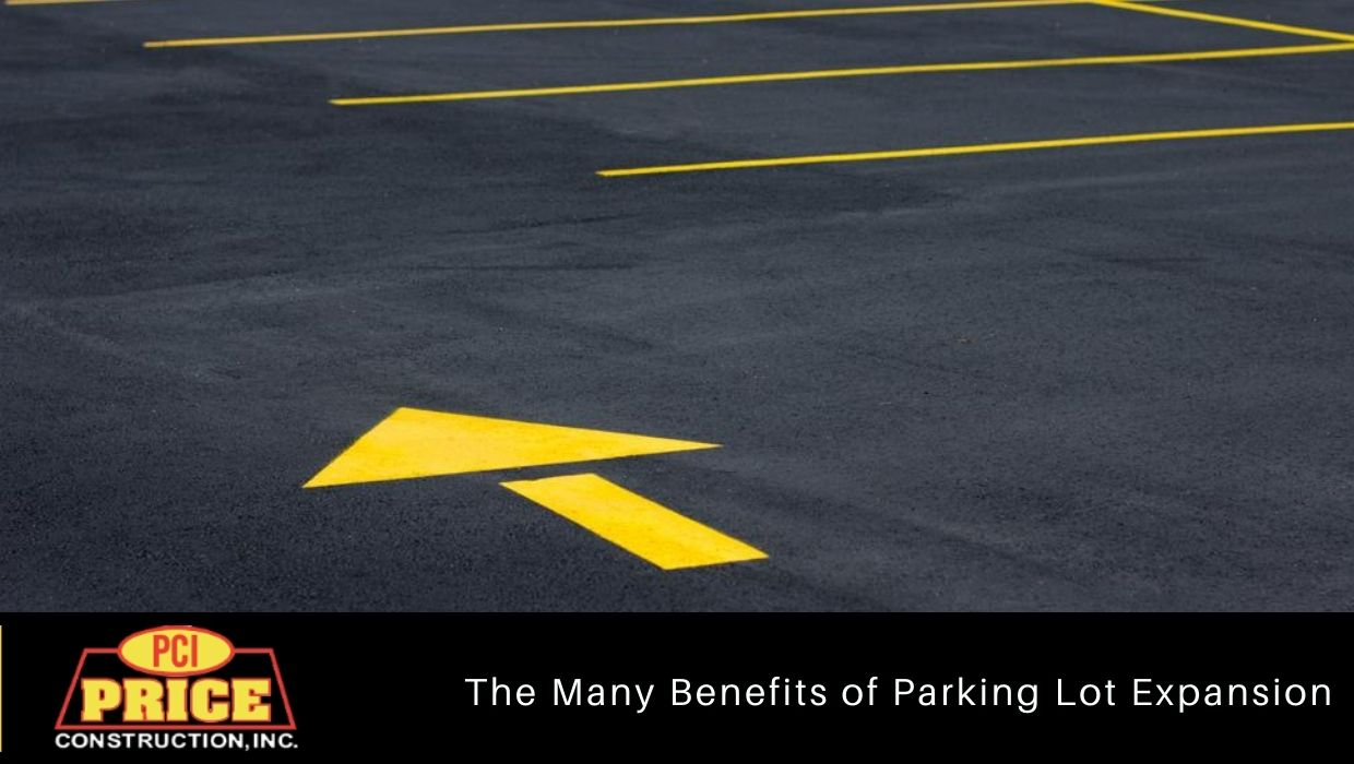Benefits of Parking Lot Expansion