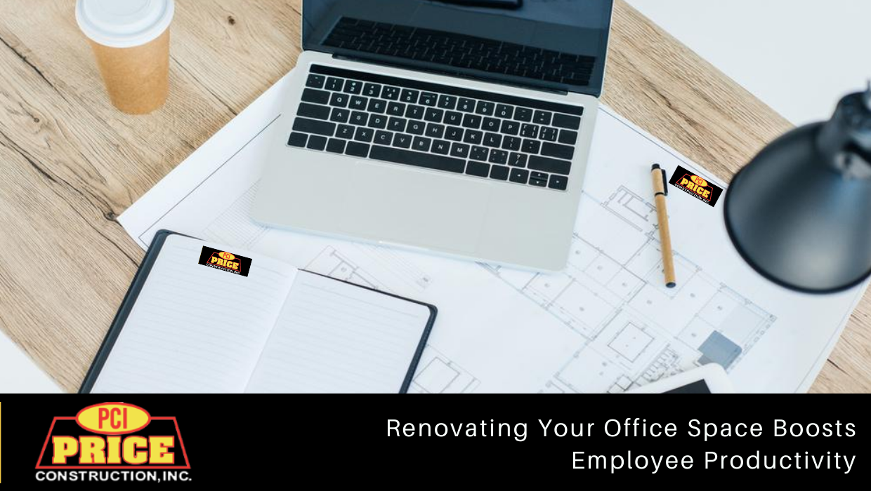 Renovating Office Space