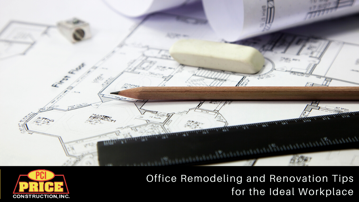 Office Remodeling and Renovation Tips